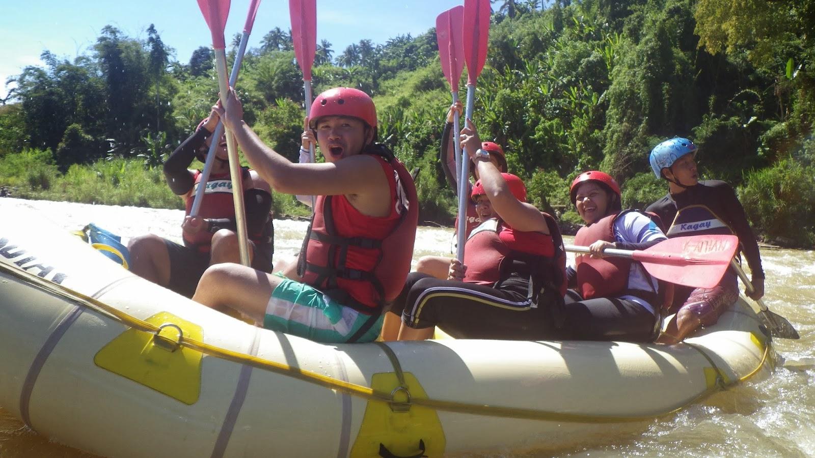 Cagayan de Oro River (White Water Rafting)