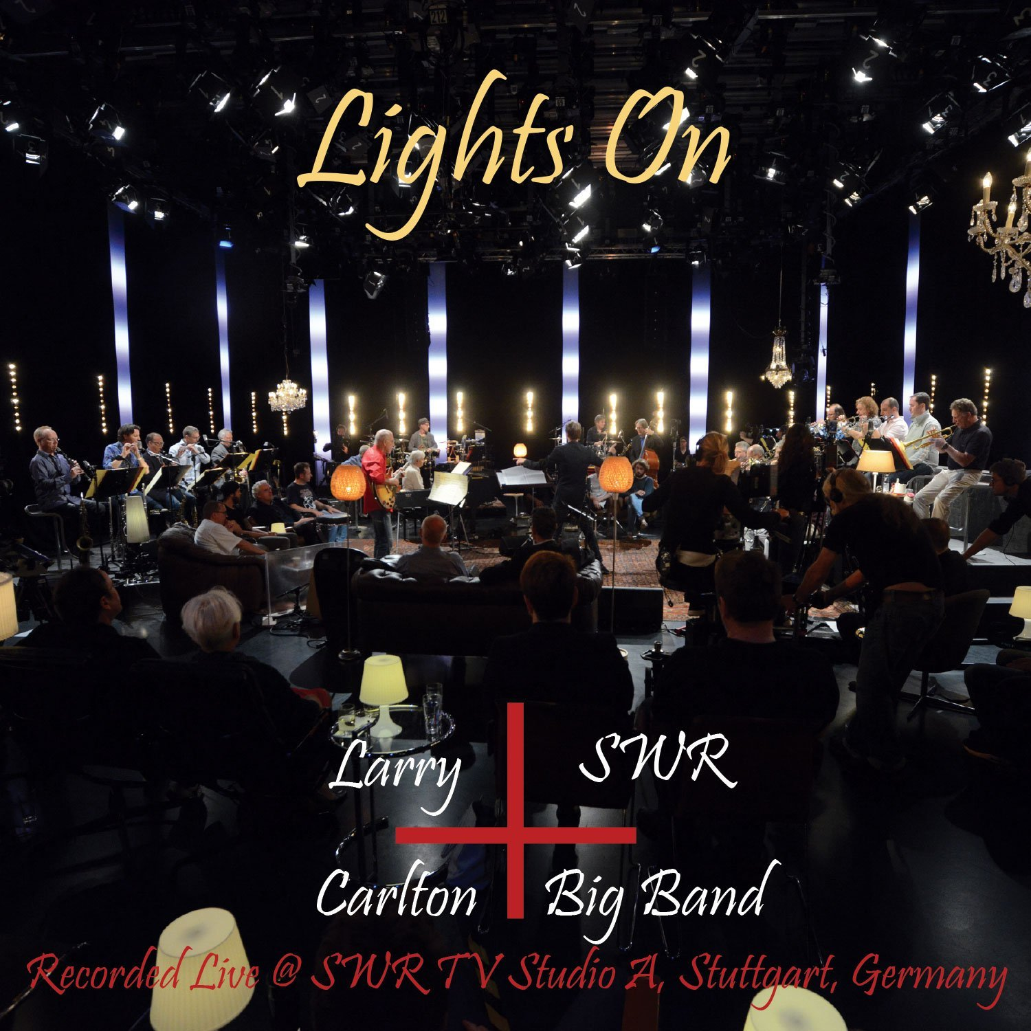 Republic of Jazz: Larry Carlton and The SWR Big Band - Lights On ...