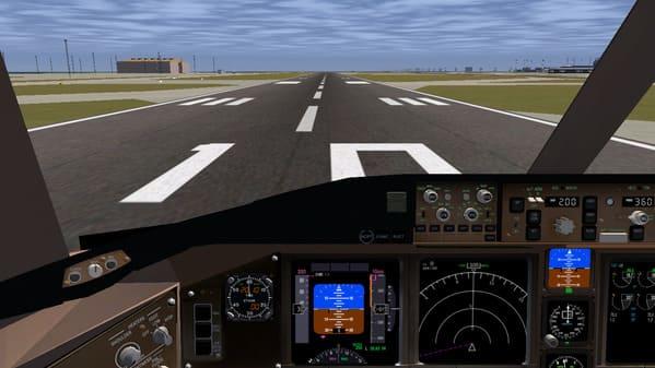 Simuladores de voo para PC fraco (realistas)