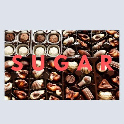 その体調不良【砂糖】が原因かも!