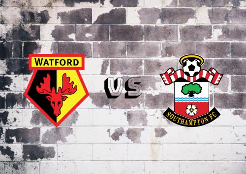 Watford vs Southampton  Resumen