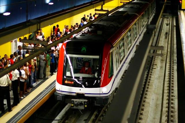 El Metro de Santo Domingo le está quedando pequeño a la ciudad