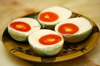 Makanan sehat untuk Ibu hamil - Telur