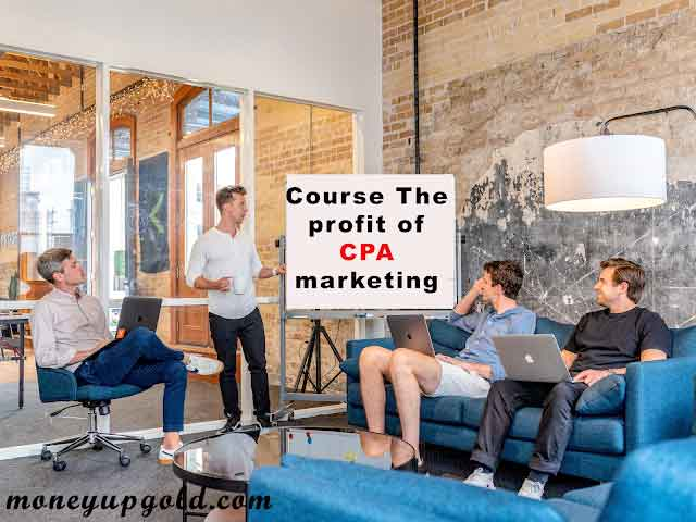 Course The profit of CPA marketing step by step for beginners up to professional updating 2020