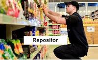 Repositor de Mercadorias