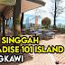 Pengalaman Play, Relax dan Refresh Di Paradise 101 Island Langkawi