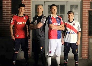 Cube apresentou novos uniformes com o design da marca italiana 4a149ce7539db