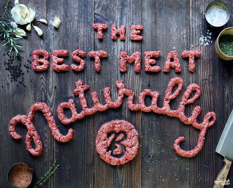 tipografia organica com alimentos 11 - Tipografia Orgânica com Alimentos