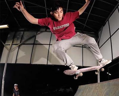 Bio One main Skateboard