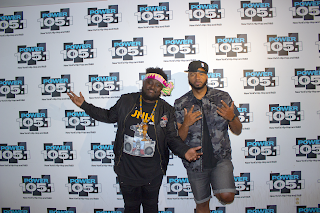 DJ Suss One And Uni-G Talk Music On Power 105.1 The Feature Presentation
