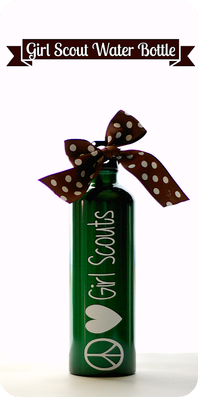 Girl Scout Water bottle