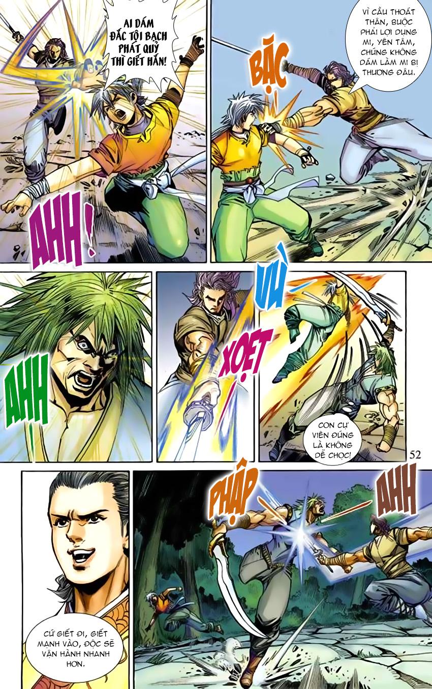 Bạch Phát Quỷ chap 6 - Trang 12