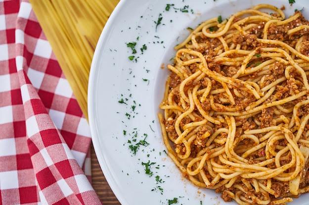 piatto di pasta pisi senesi