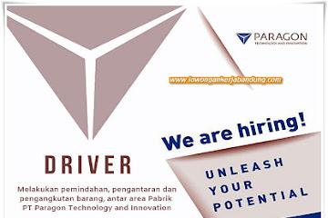 Lowongan Kerja Bandung Driver Paragon Bandung