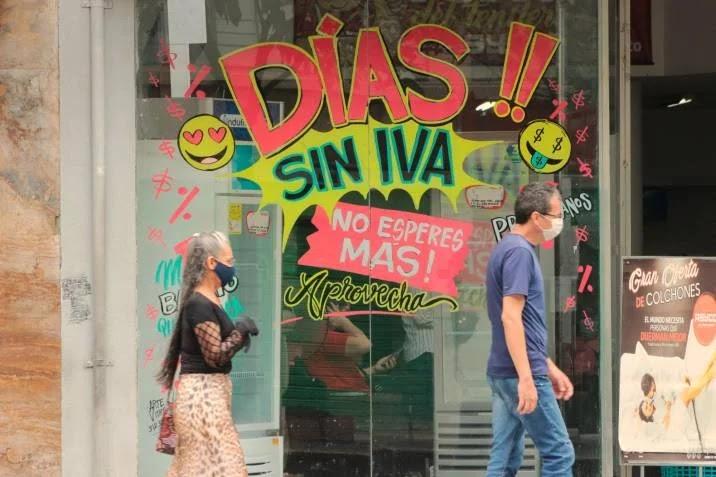 La decisión puede obedecer a la presión de la ciudadanía y a las críticas por las aglomeraciones presentadas en la primera versión del 'Día sin IVA'