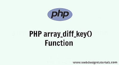 PHP array_diff_key() Function