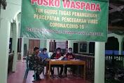 Tingkatkan Keamanan Wilayahnya, Babinsa Wonoyoso Aktif Patroli