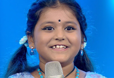 Vaishnavy Panicker -Flowers Top Singer