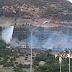Ιωάννινα:Φωτιά σε δασική έκταση στην Αμφιθέα  Συνέδραμε και το ελικόπτερο[φωτό-βίντεο]