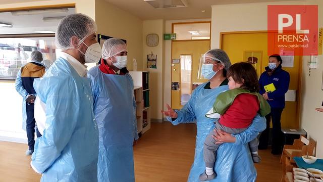Junji llama a las Familias a la presencialidad de niños y niñas