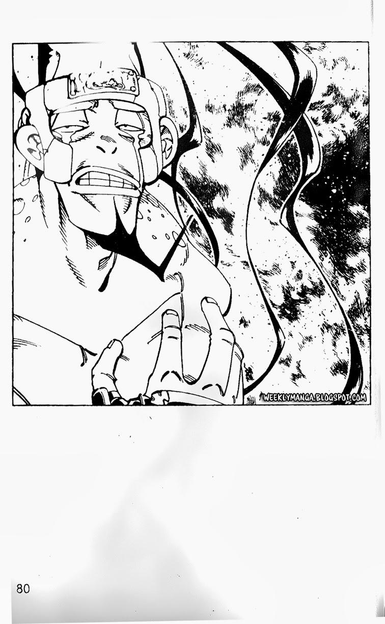 Shaman King [Vua pháp thuật] chap 121 trang 4