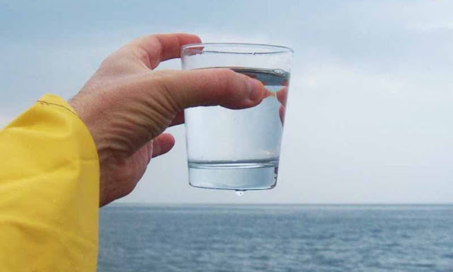 Agua salada en agua potable en tan solo 30 minutos-TuParadaDigital