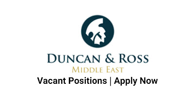 Duncan & Ross April Jobs In Qatar 2021 Latest | Apply Now