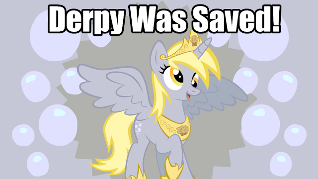 Save Derpy Pony History of the Day