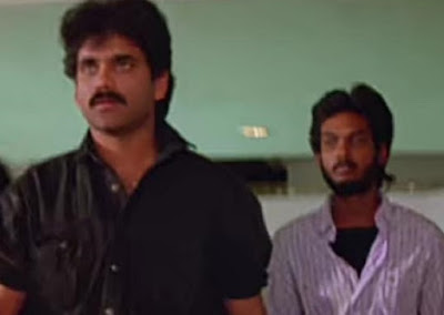 Director-Puri-Jagannath-With-Nagarjuna-During-Shiva-Movie-Andhra-Talkies