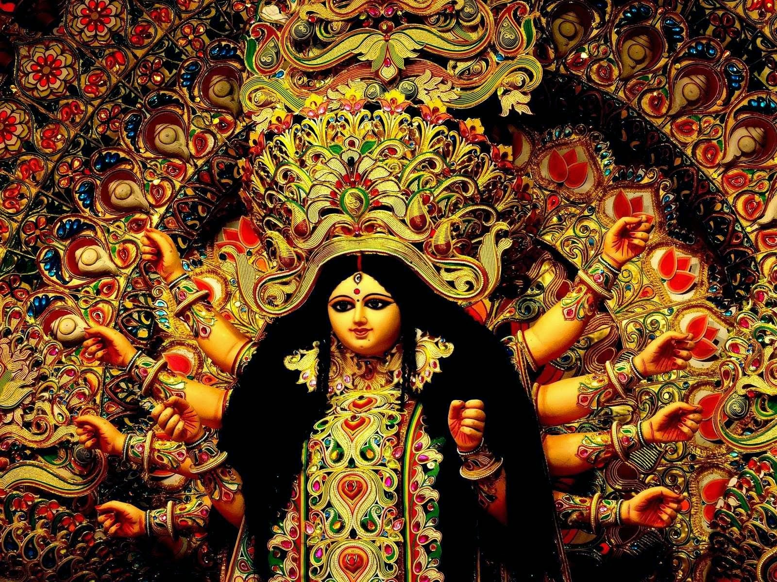 Gorgeous Maa Durga Wallpapers