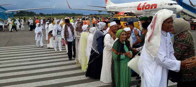 Kantor Imigrasi Kelas I Ambon sudah membuat 53 paspor bagi calon haji (Calhaj) asal kabupaten Pulau Buru yang akan menunaikan ibadah haji 2017.