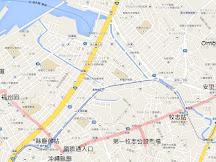 那霸市步行地圖