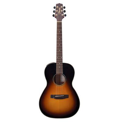 Guitar Takamine EG-416 - Dáng Auditorium