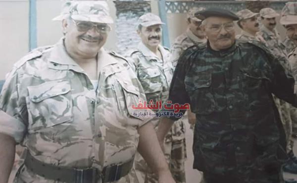 ماذا قال الرئيس الراحل علي كافي في الفريق أحمد قايد صالح؟