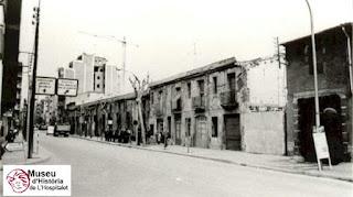 C./ Enric Prat de la Riba en 1974