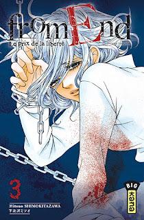 From End: le prix de la liberté tome 3 aux éditions Kana