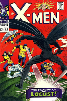 X-Men #24, the Locust