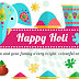 Happy Holi Quotes in English and Hindi
