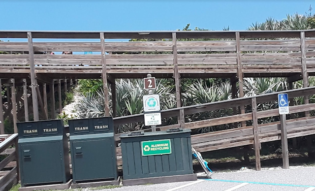 Canaveral National Seashore Parking Area 2