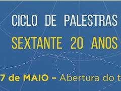 Evento em São Paulo: Ciclo de Palestras Sextante 20 Anos