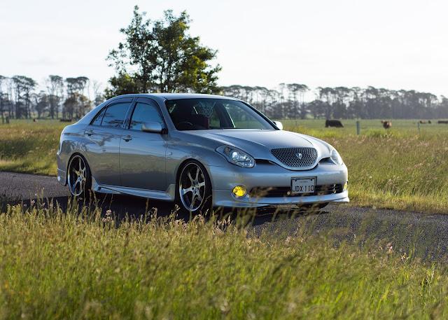 JZX110 Toyota Verossa