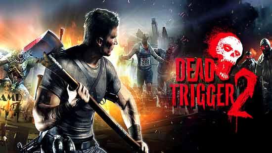 DEAD TRIGGER 2 1.7.06 Apk Mod(No Reload) +Unlimited Everything