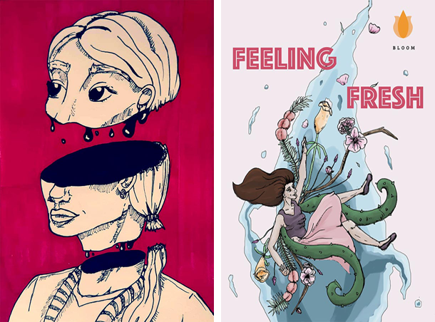 Falling Apart / Feeling Fresh