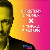 """""""1 Thema, 2 Farben"""""""