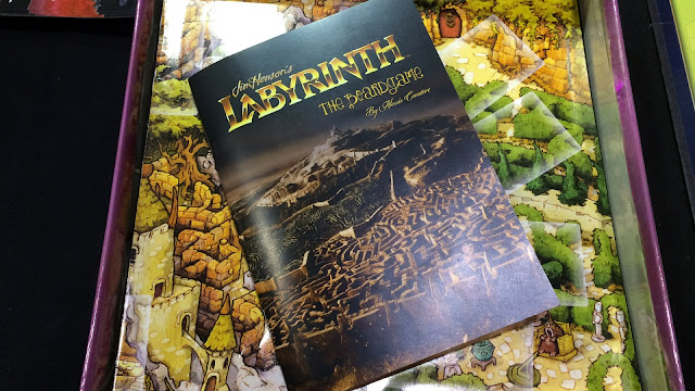 Labyrinth Board game prototype