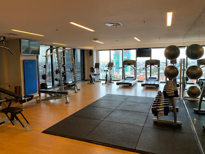 Gym, Four Points by Sheraton Surabaya
