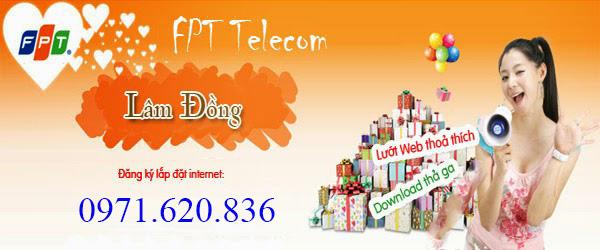 Đăng Ký Internet FPT Thị Trấn Liên Nghĩa, Huyện Đức Trọng