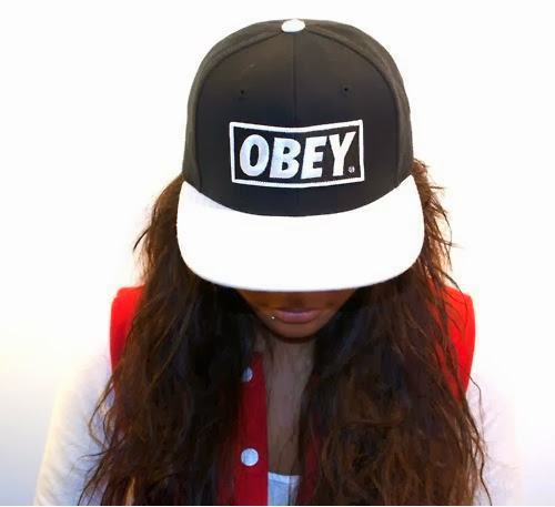SWAG GIRL OBEY