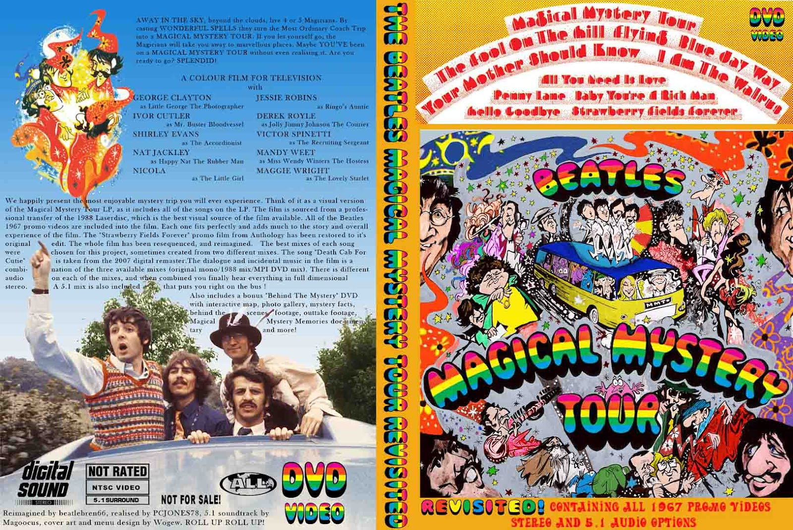 Beatles Magical Mystery Tour Rar