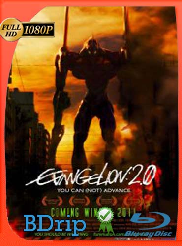 Evangelion 2.0 You Can (Not) Advance (2009) BDRIP 1080p Latino [GoogleDrive]